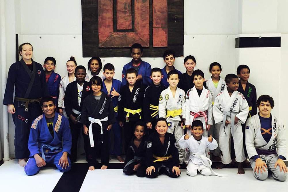 Unity Jiu Jitsu School