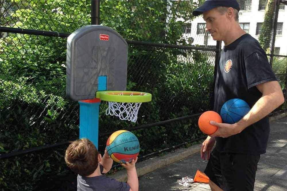 Hands on Hoops: Little Dunkers (Ages 2 - 3 years)