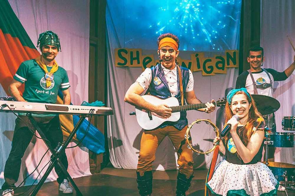 FunikiJam's SHENANIGANS: Irish Celebration Family Musical (Adult & Child)
