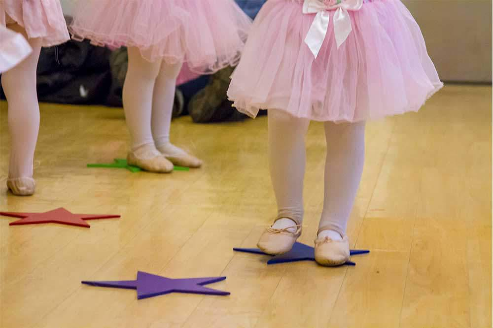 Ballet at the J (Ages 2 - 3 Years)