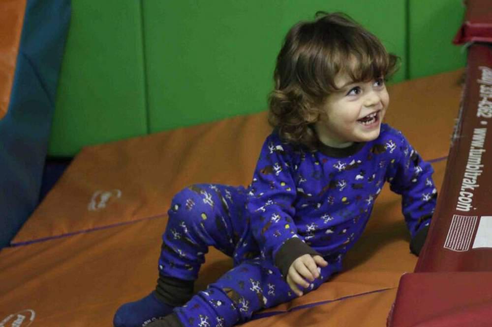 Kidville Upper East Side Drop Off Pajama Party - 2 Children