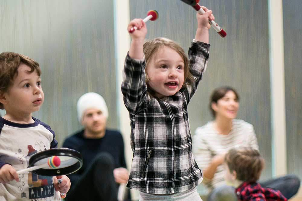 Music & Movement Holiday Spectacular