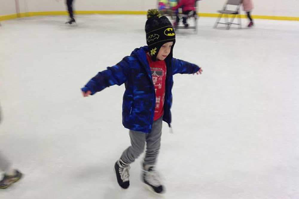 Public Skating (Adult + Child)