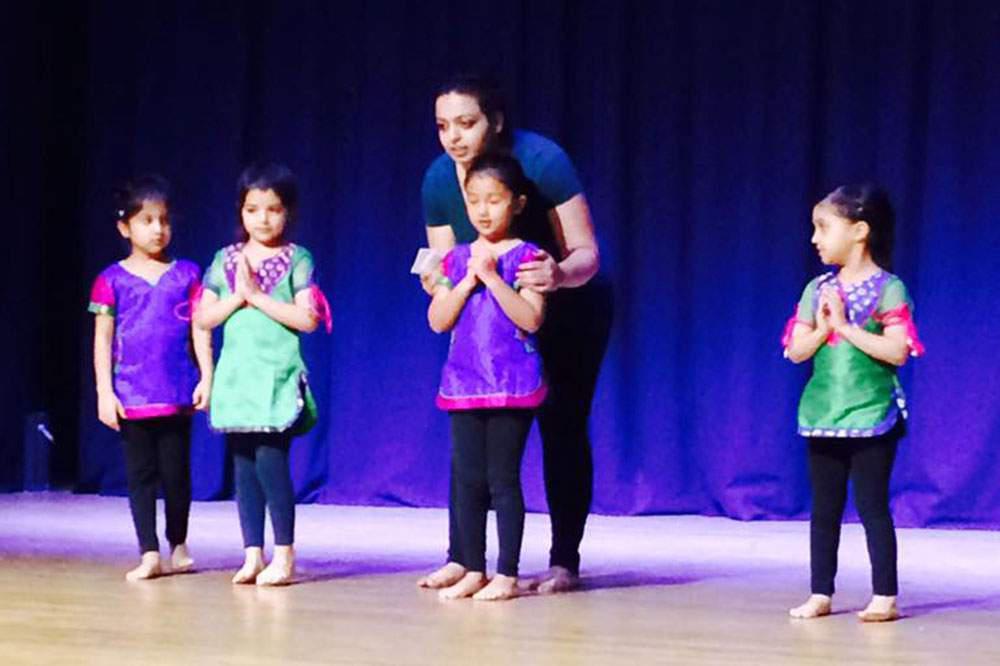 Ajna Dance (at House of Jai)