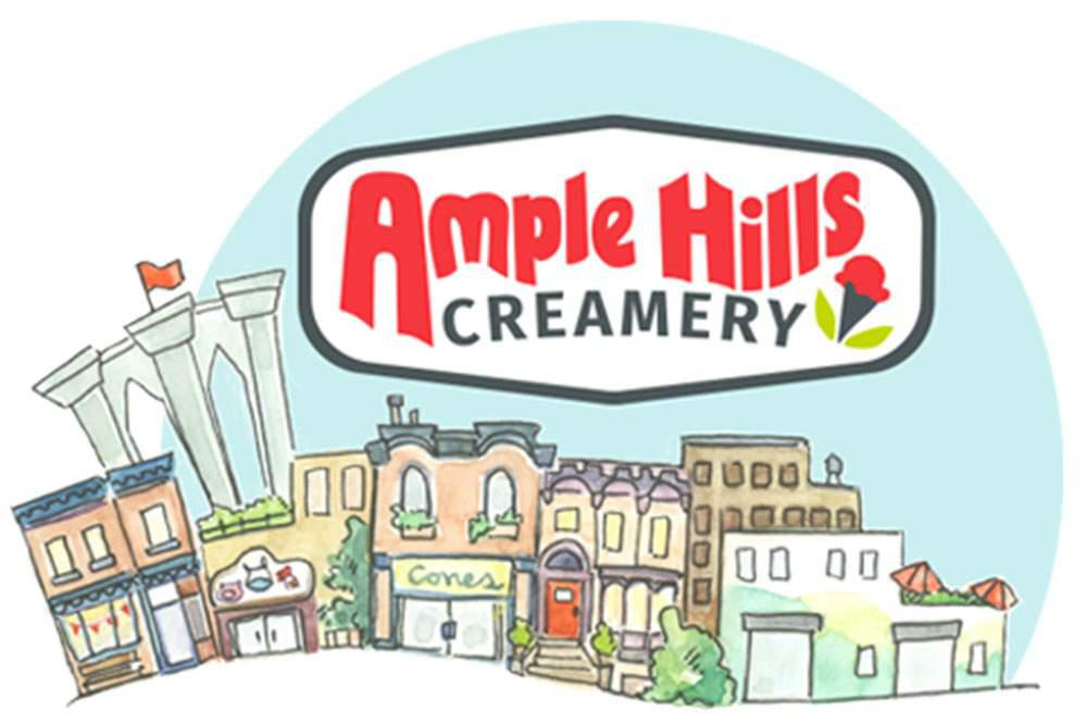 Allergic to Salad (at Ample Hills Creamery)