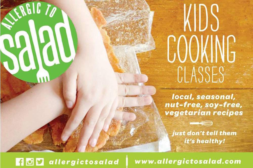 Allergic to Salad (at Shastye Sky Village)