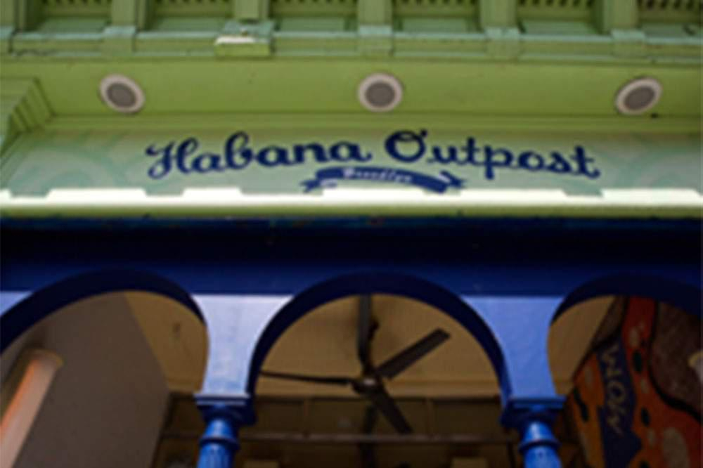 Allergic to Salad (at Habana Outpost)