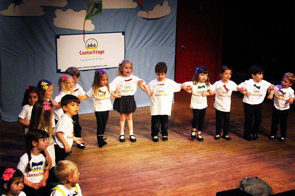 CenterStage Stars (at The Acorn School)