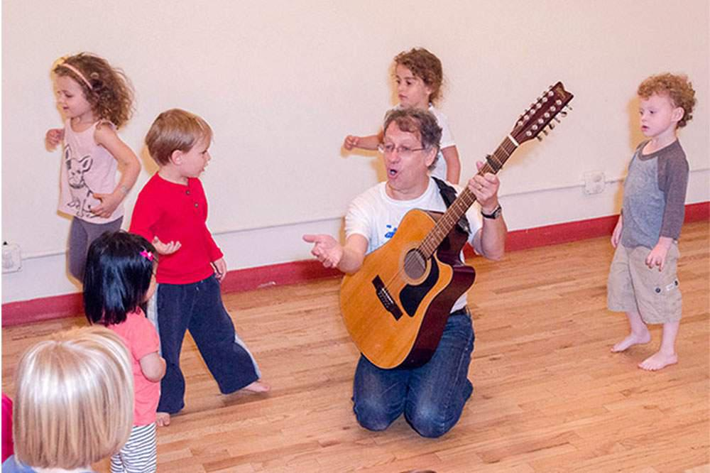 Sing and Dance with Richard Younger
