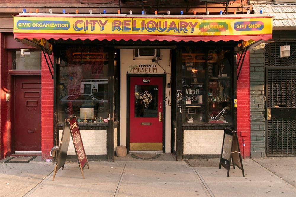 The City Reliquary Museum