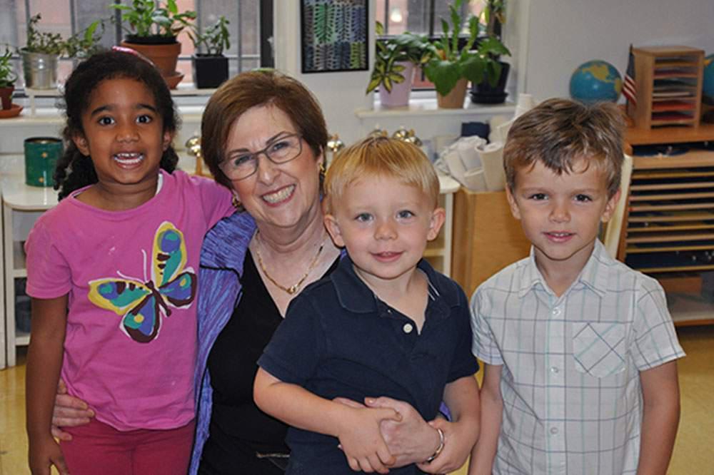 Metropolitan Montessori School