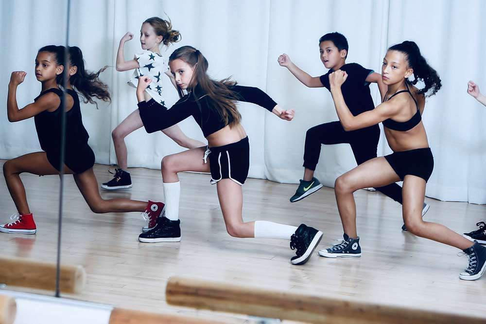 Hip Hop (Ages 7 - 10 Years)