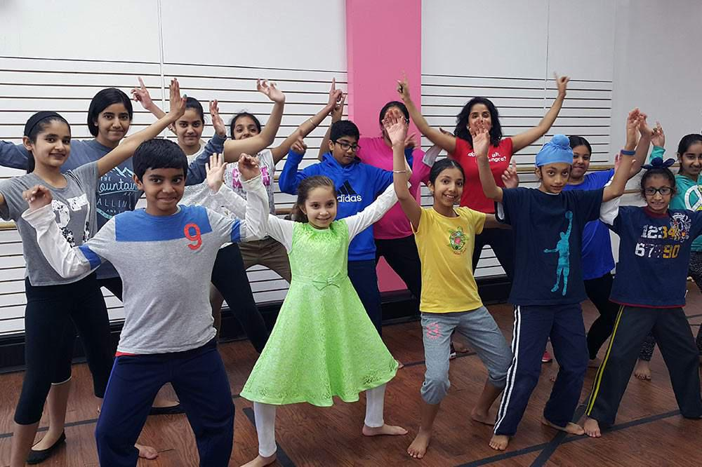 NYC Bhangra Dance Company (at The Soundings)