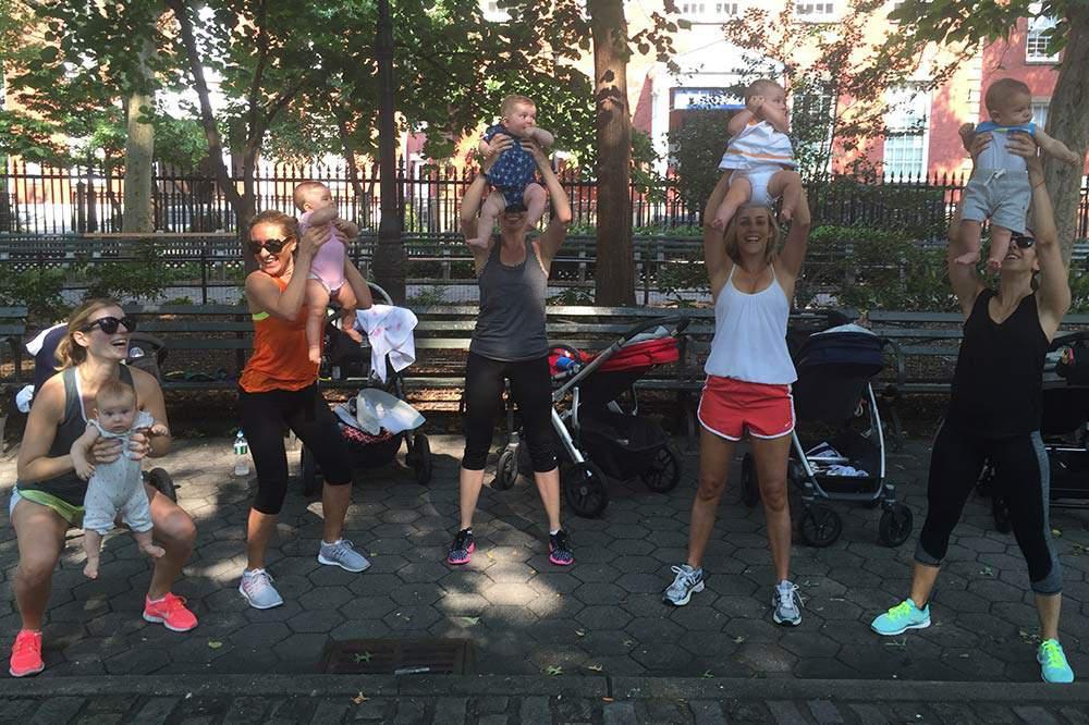 Physical Equilibrium (at Ibiza Kids)