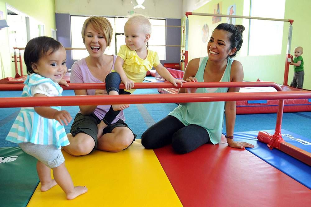 Parent Child Practice Time/Open Gym
