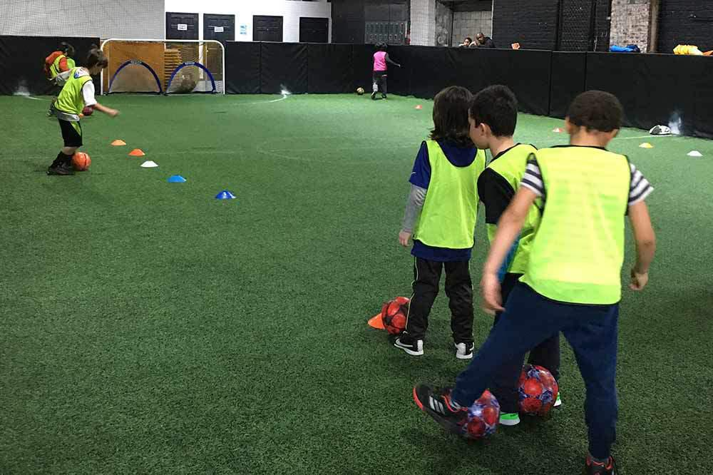 Kids Soccer (Ages 4 - 5 Years)