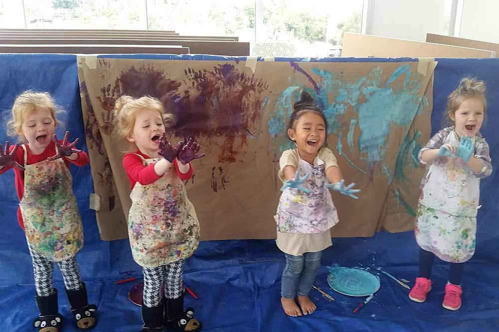 Messy Masterpieces